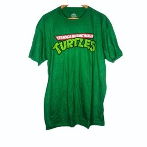 TMNT Graphic Classic Spell Out Shirt XL